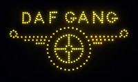 Led Logo DAF
