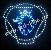Led Logo Scania