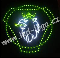 Led Logo Scania 20