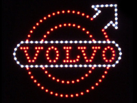 Led Logo VOLVO