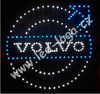 Led Logo VOLVO 3D
